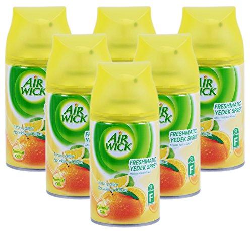 6x-airwick-freshmatic-max-automatic-spray-sparkling-citrus-refill-250ml