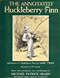 The Annotated Huckleberry Finn (0517530317) by Mark Twain