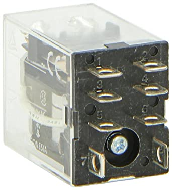 Omron Ly2 Ac24 General Purpose Relay Standard Type Plug