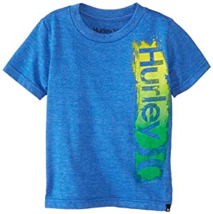 Hurley Boys 2-7 Brusheezy Short Sleeve Tee Toddler from Hurley