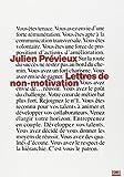 Lettres de non-motivation