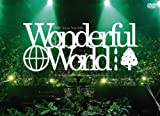 LIVE FILMS WONDERFUL WORLD [DVD]