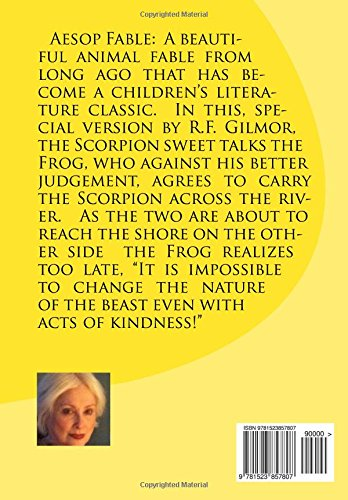 The Scorpion & the Frog (Lessons of Aesop)