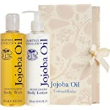 Crabtree & Evelyn Jojoba Oil Perfect Pair - Body Wash And Body Lotion Duo
