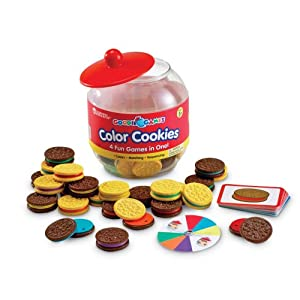 Goodie Games - Color Cookies