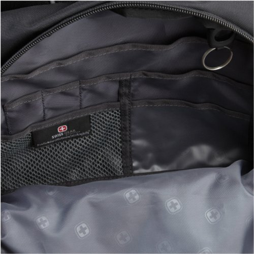 Imagen de SwissGear SA1923 ScanSmart Backpack - Negro