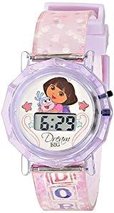 Nickelodeon Kids' Dora the Explorer  DTEKD1112 Digital Watch