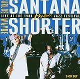 Carlos Santana & Wayne Shorter: Live At the 1988- Montreux Jazz Festival