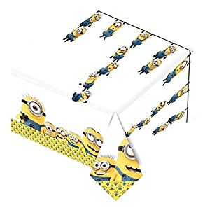 Amscan International Minions Party Plastic Tablecover