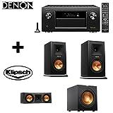 Denon AVR-X7200W Integrated