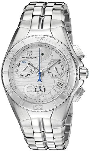 technomarine-womens-cruise-40mm-steel-bracelet-case-quartz-silver-tone-dial-analog-watch-tm-115092