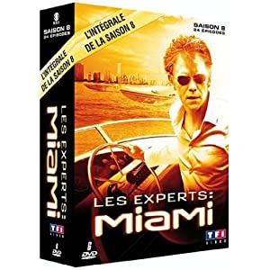 Les Experts : Miami - Saison 8 - Coffret 6 DVD