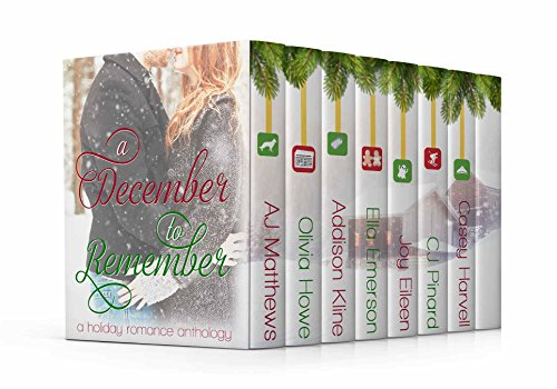 a-december-to-remember-a-holiday-romance-anthology-english-edition