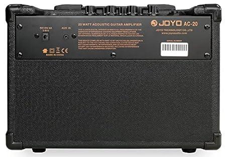 JOYO AC-20 Acoustic Guitar Amplifier / ジョーヨー AC-20 アコースティックギターアンプリファー 国内正規品