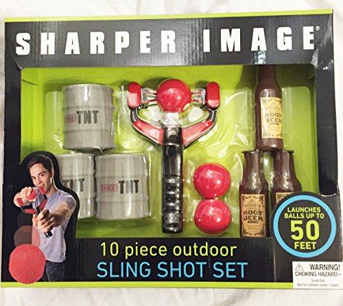 outdoor-sling-shot-game-set-10-pcs-party-fun-sharper-image