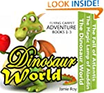 Magic Flying Carpet Adventure Books 1...