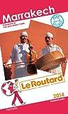 Le Routard Marrakech 2014