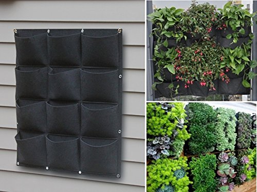 12-pocket-hanging-vertical-planter