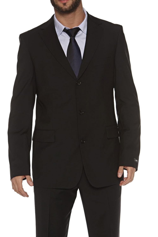 Hugo Boss Black Herren Anzug ROSSELLINI/MOVIE, Farbe: Schwarz günstig kaufen