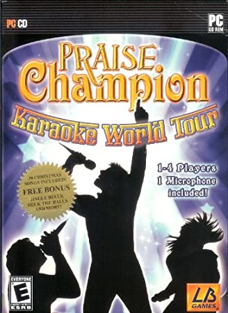 Praise Champion: Karaoke World Tour