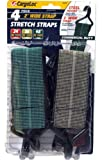 CargoLoc 32399 2-Inch Wide Stretch Straps Assortment, 4-Piece