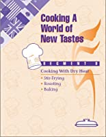 Cooking a World of new Tastes Front Cover