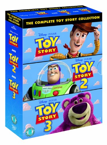 Toy Story 1-3 Box Set  - Lee Unkrich