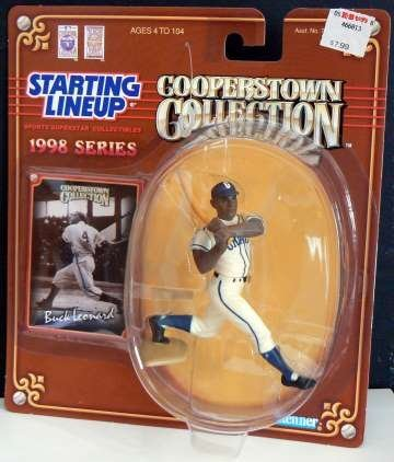 Starting LineUp BUCK LEONARD 1998 Cooperstown Collection