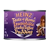 Heinz Sticky Toffee Sponge Pudding 300 g (Pack of 6)