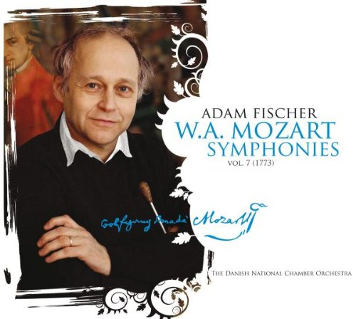 SACD : MOZART / FISCHER / DNCO / FISCHER - Symphonies 7
