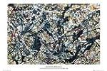 Pollock, Jackson - Silver on Black -...