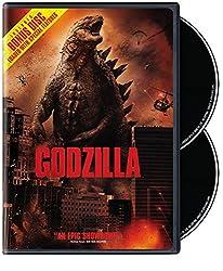 Godzilla (2-Disc Special Edition) (DVD+UltraViolet) (2014)