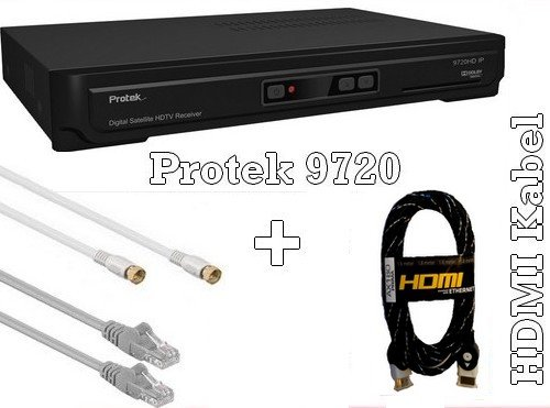 Protek 9720 HD IP digital HDTV