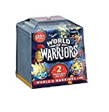 World of Warriors in CDU - Blind Box Includes 2 Warriors Inside (Dispatched From UK)