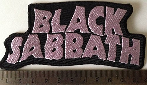 Toppa toppa patch toppa termoadesiva ,black sabbath