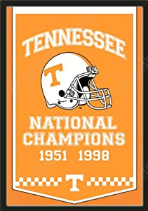 Dynasty Banner Of Tennessee Volunteers-Framed Awesome & Beautiful-Must For A... by Art and More, Davenport, IA