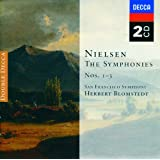 Nielsen:The Symphonies Nos. 1-3 (2 CDs)