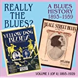 Smith/Ory/Tucker/Blind Melon Jefferson.. : Really the Blues? A Blues History, 1893-1929 Vol.1