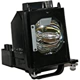 Mitsubishi WD-65C9 Projection TV Assembly with High Quality Osram Neolux Bulb