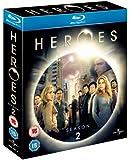 Heroes - Season 2 [Blu-ray] [Import anglais]