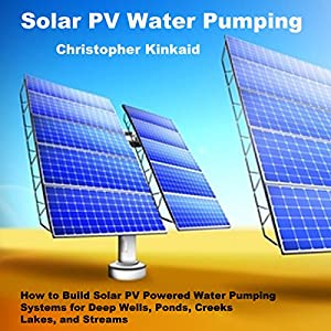 Solar PV Water Pumping Audiobook