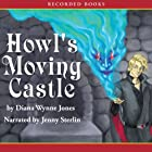 Howl's Moving Castle (       UNABRIDGED) by Diana Wynne Jones Narrated by Jenny Sterlin