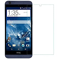 MoArmouz Go - Tempered Glass For HTC 626 G Clear Glass by MoArmouz- Anti Explosion, Crystal Clear Screen Guard, Shatterproof, Anti-Scratch Screen Protector, Bubble-free, Oleophobic Coating HD Clear Tempered Glass Screen Protector