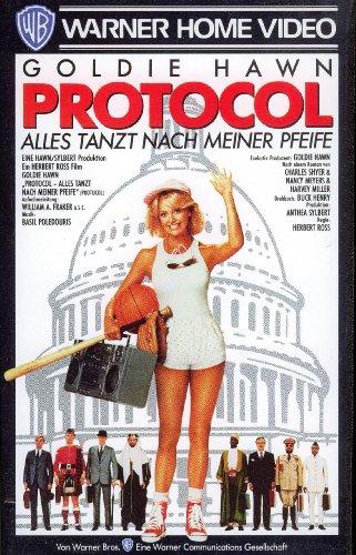 Protocol - Alles tanzt nach meiner Pfeife [VHS]