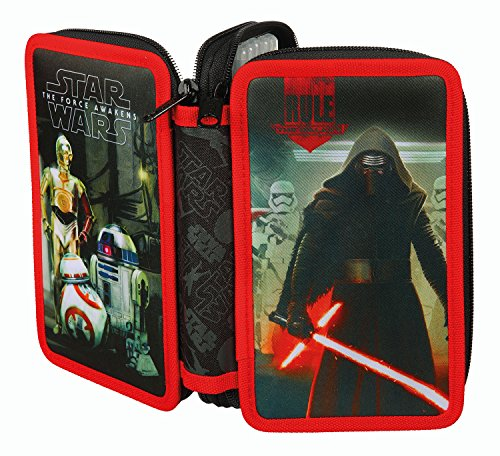Star Wars Episode Vii 30 Piece Astuccio Portapenne