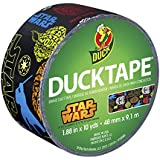 Duck Brand 281974 Star Wars Licensed Duct Tape, 1.88 Inches by 10 Yards, Single Roll