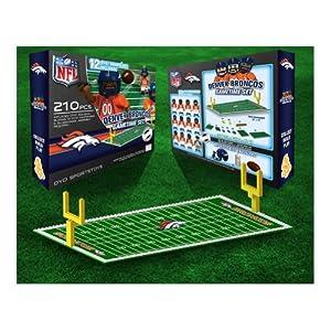 Buy NFL Denver Broncos Game Time Set by OYO