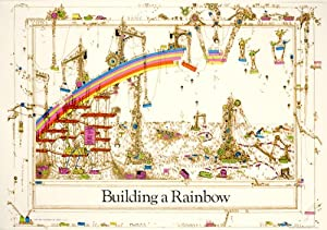 Building A Rainbow Poster ~ Warehouse Find! ~ 24x36""