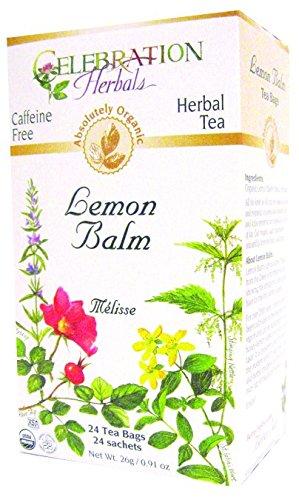 Lemon Balm Herb Tea Organic