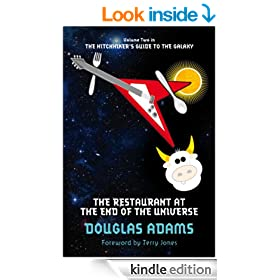 The Restaurant at the End of the Universe (Hitchhikers Guide Book 2)